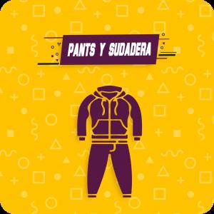 Pants y Sudadera